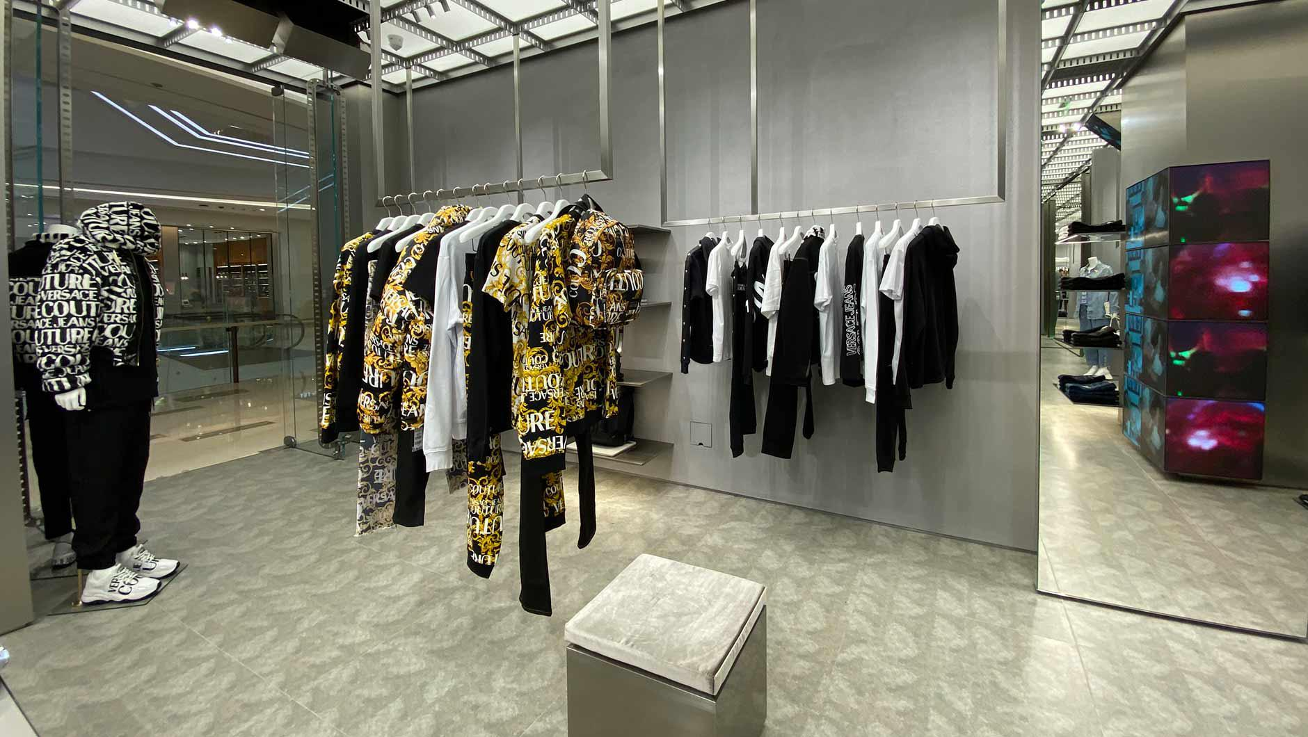 Versace Changsha IFS Boutique