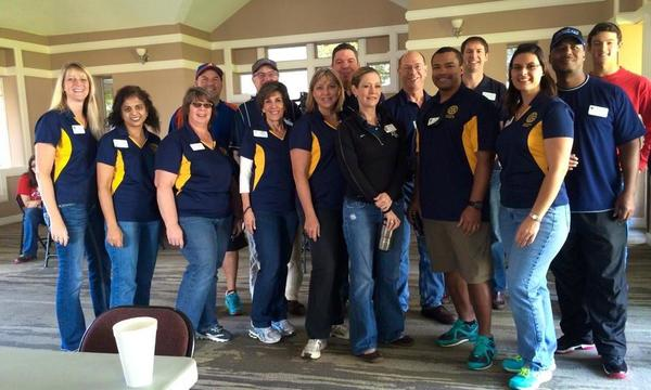 288 Corridor Rotary Club serving our community.