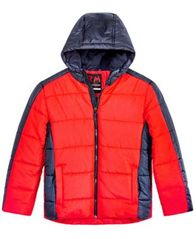 Image of RM 1958 Big Boys Branson Colorblocked Hooded Jacket