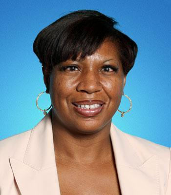Photo of Angela Williams