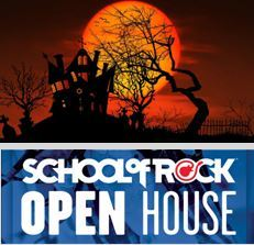 Image of HALLOWEEN OPEN HOUSE!  THURSDAY OCT 19th (5-7pm)
