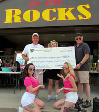 Check Presentation for On the Rocks