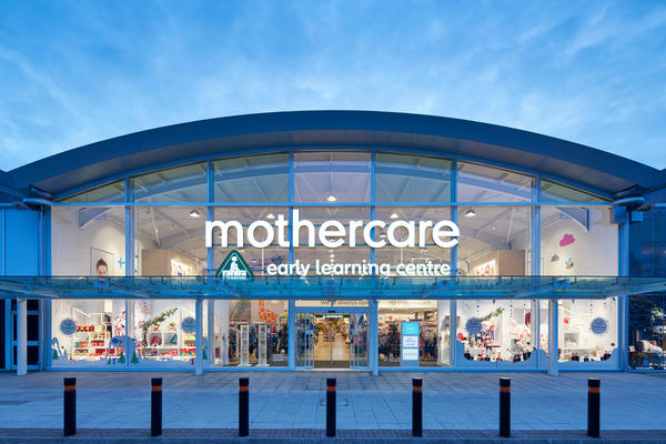 Mothercare Cribbs Causeway outside