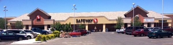 Safeway Store Front Picture at 681 Horizon Dr in Grand Junction CO