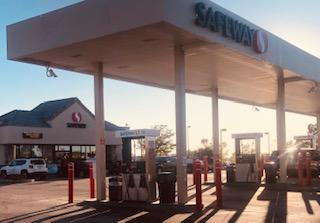 Safeway Fuel Station Store Front Picture - 7505 McLaughlin Rd in Falcon CO