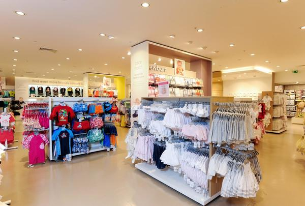 Mothercare Brent Cross Childrens Clothes