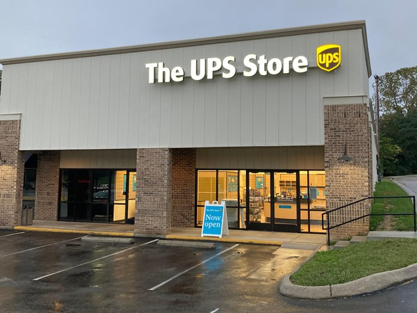 Facade of The UPS Store Cookeville
