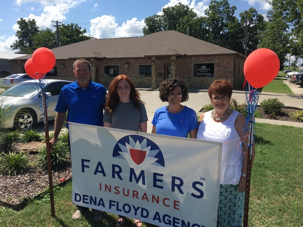 Dena Floyd Agency staff