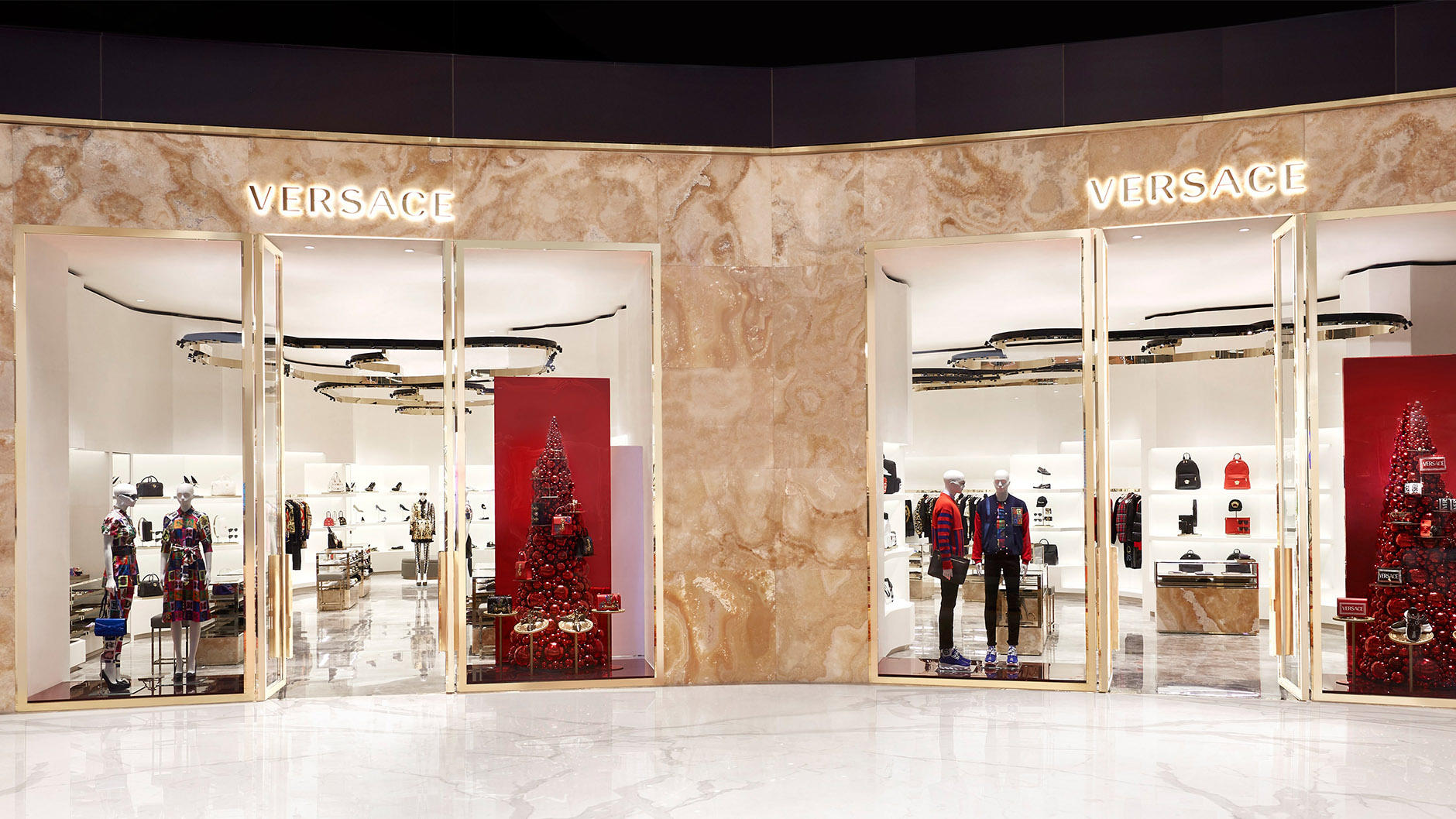 Versace Bangkok Icon Siam Boutique