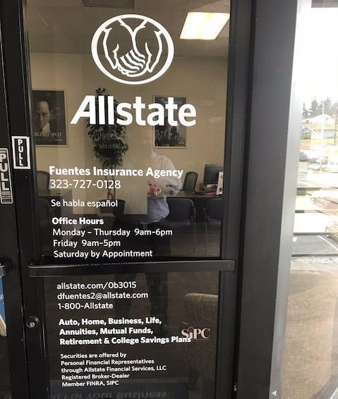 All State Quote: Car Insurance In Montebello, CA - Daniel Fuentes