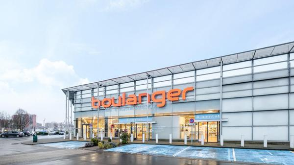 Photo du magasin Boulanger Villeneuve D'Ascq (V2)