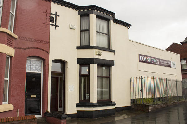 Coyne Bros Funeral Directors in Litherland, Liverpool