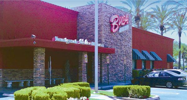 Front Photo Map Of Buca Di Beppo Italian Restaurant At 11757 Harbor Blvd Garden Grove