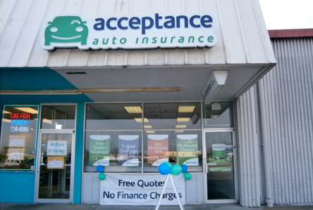 Acceptance Insurance - Western Ave