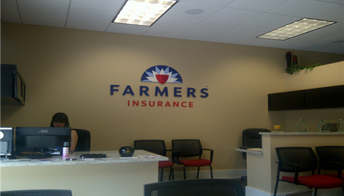 The logo looks great on our office wall :)