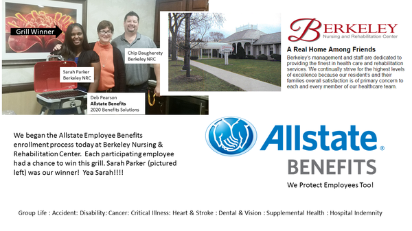 Gary Longstein - Allstate Benefit Enrollment