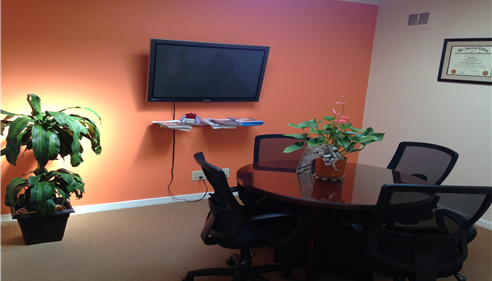 Here is our new office in Daly City on Mission Street.