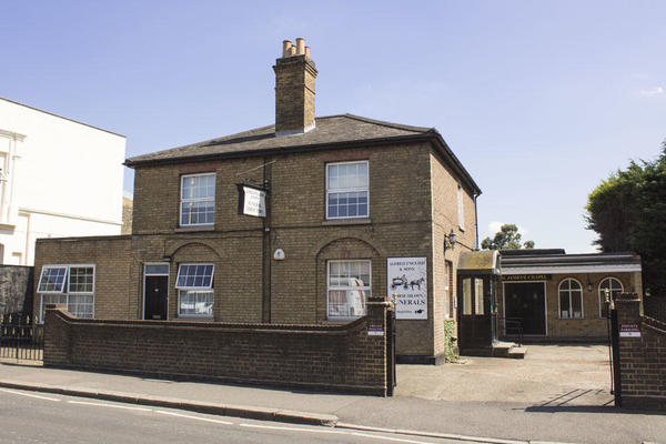 We are Alfred English & Sons Funeral Directors in Walthamstow, London.
