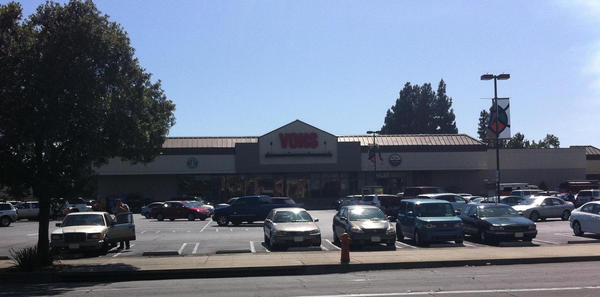Vons Store Front Picture at 301 N Pass Ave in Burbank CA