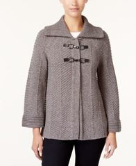 Image of JM Collection Toggle Cardigan, Created for Macy's