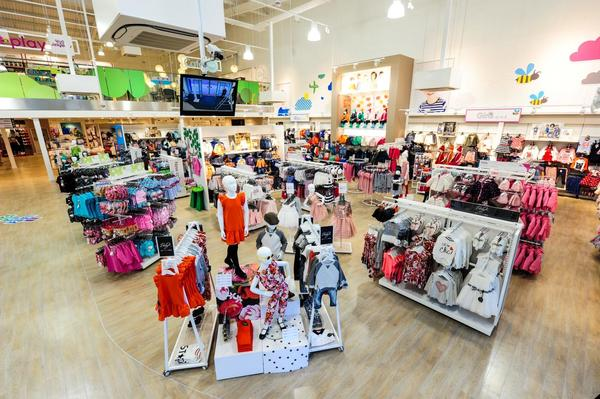 Manchester Mothercare store overview