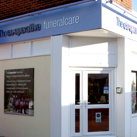 The Co-operative Funeralcare Portsmouth