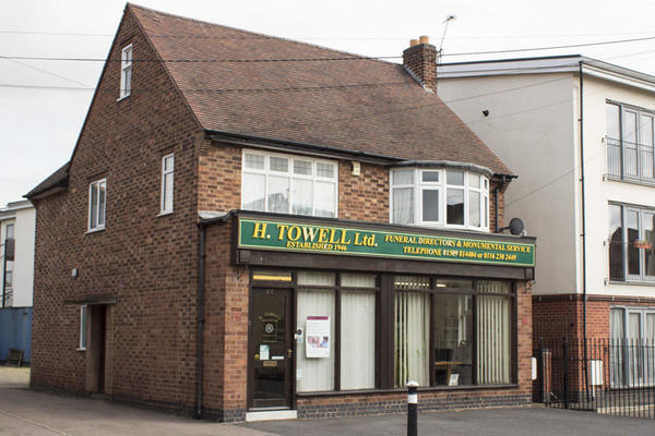 H Towell Funeral Directors in Sileby, Loughborough