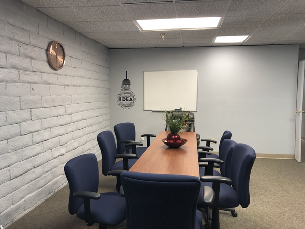 Introducing our meeting room