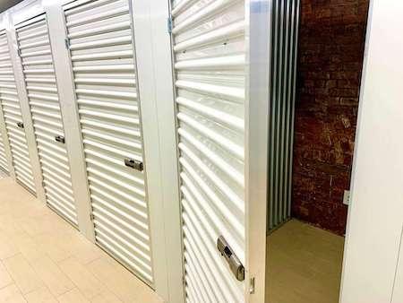 Grand & Borinquen storage facility interior