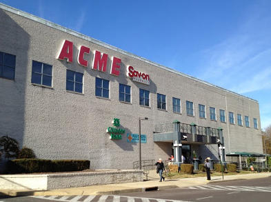 Acme Markets store front picture at 323 Old York Rd in Jenkintown PA