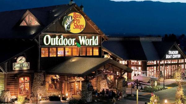 Bass Pro Shops 7777 Victoria Gardens Lane Rancho