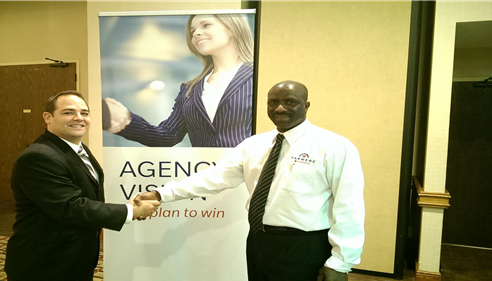 Guest Speaker at 2015 National Sales Week with Lou De angelis District 68.