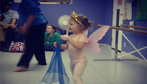 Protect the future of your tiniest dancer!