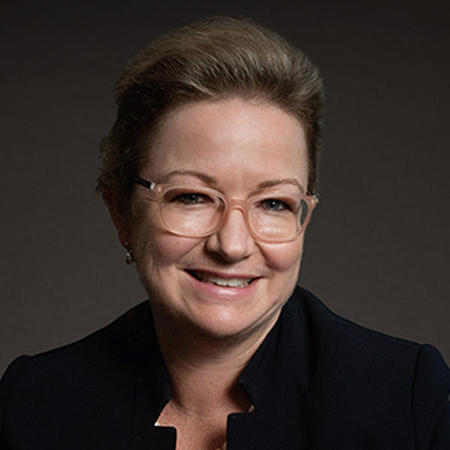 Sally Surgeon, Head of Client Services, Australasia and Head of Sydney Office