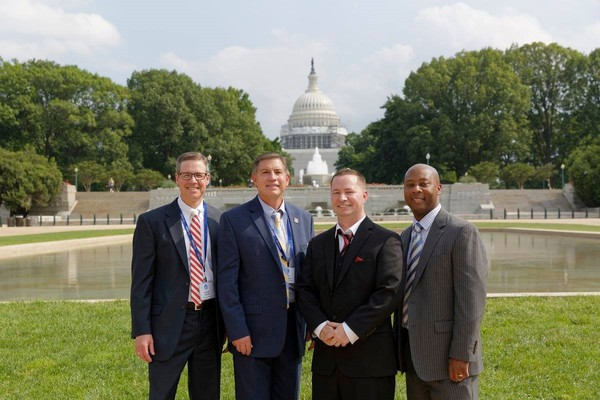 Scott Richards - Scott D. Richards Travels to Washington DC in Congressional Fly 2016