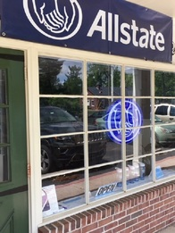 Brian-Lentz-Allstate-Insurance-Washington-Crossing-PA-Exterior-Office