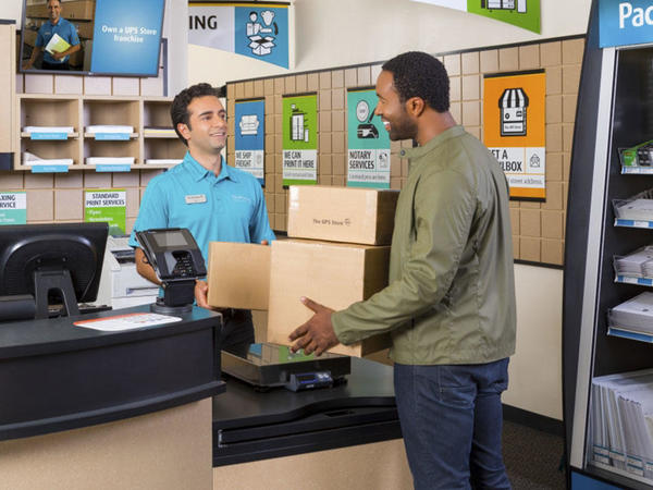 Shipping & Packing Services at The UPS Store Shrewsbury at