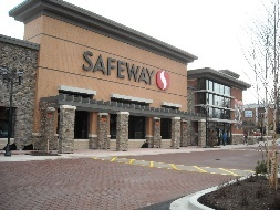 Safeway Store Front Picture at 7900 Ft Hunt Rd in Alexandria VA