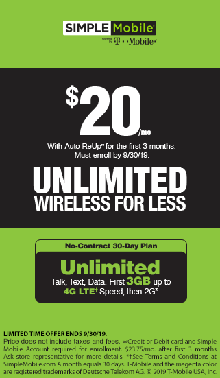 Get the Best Deal in Wireless Prepaid Phones | Total Wireless Stores