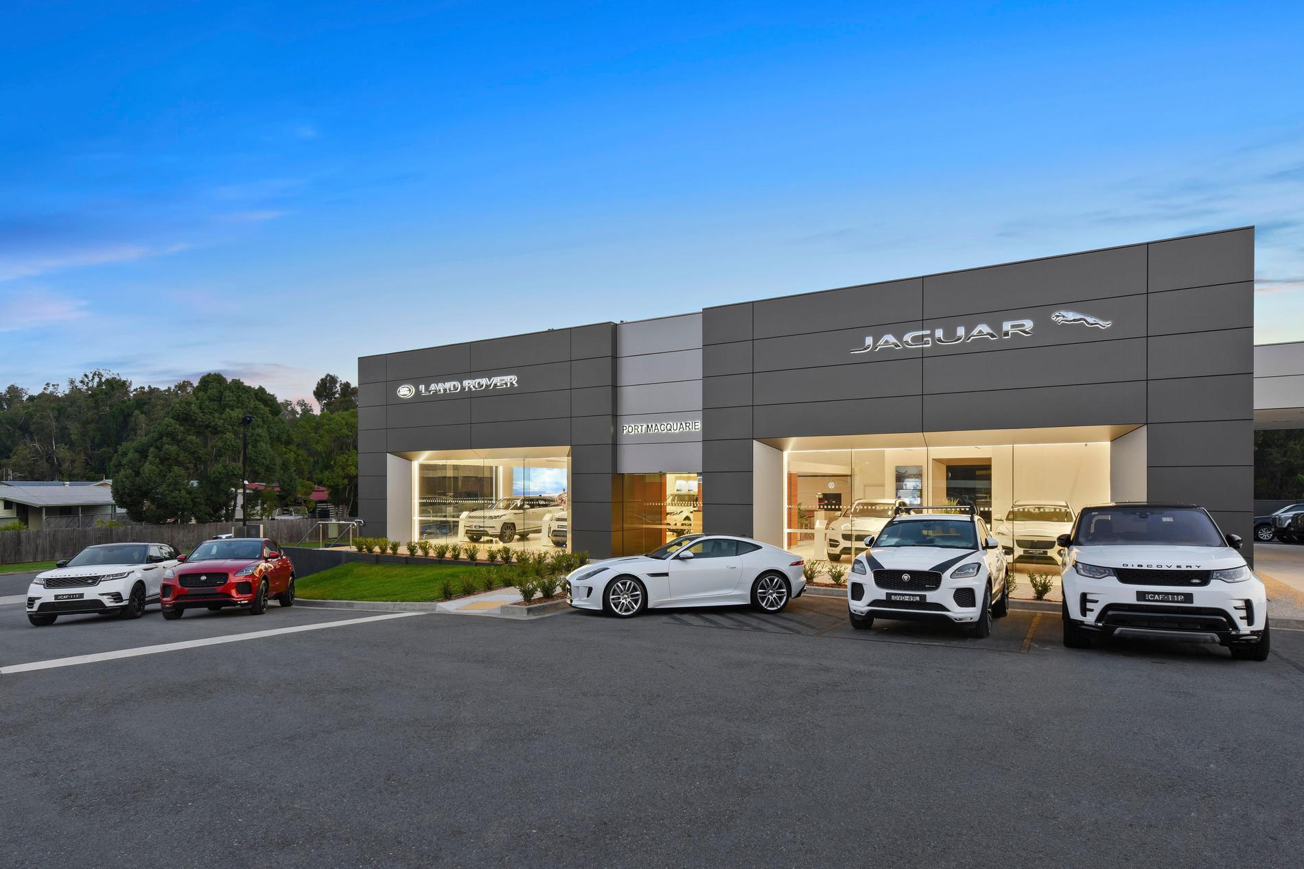 Land Rover Dealership >> Port Macquarie Land Rover Land Rover Retailer In Port Macquarie