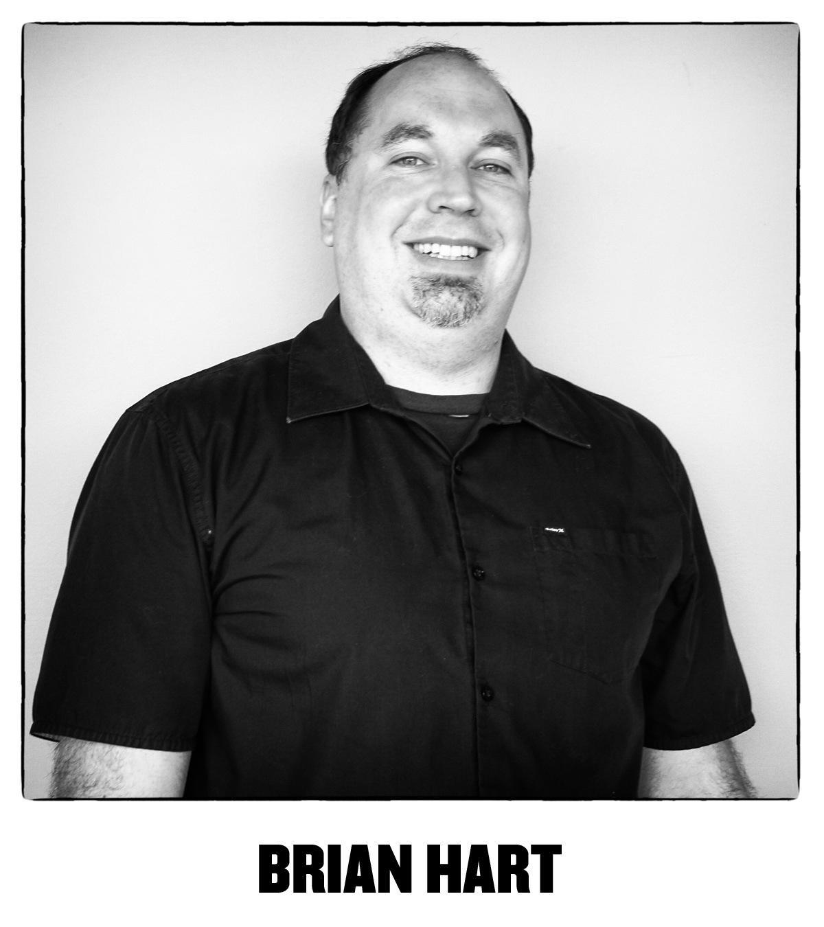 Photo of Brian Hart