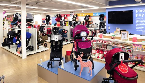 Mothercare Prescot pushchairs