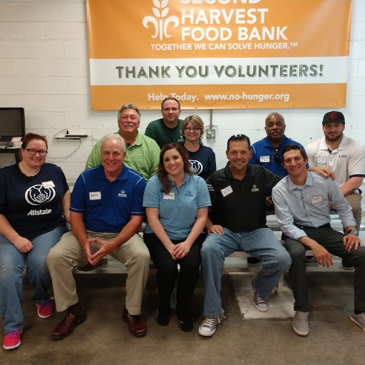 Elliott Raley - Supporting Second Harvest Food Bank of Greater New Orleans and Acadiana