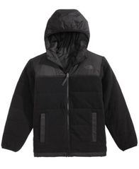 Image of The North Face Little & Big Boys Hooded True or False Reversible Jacket