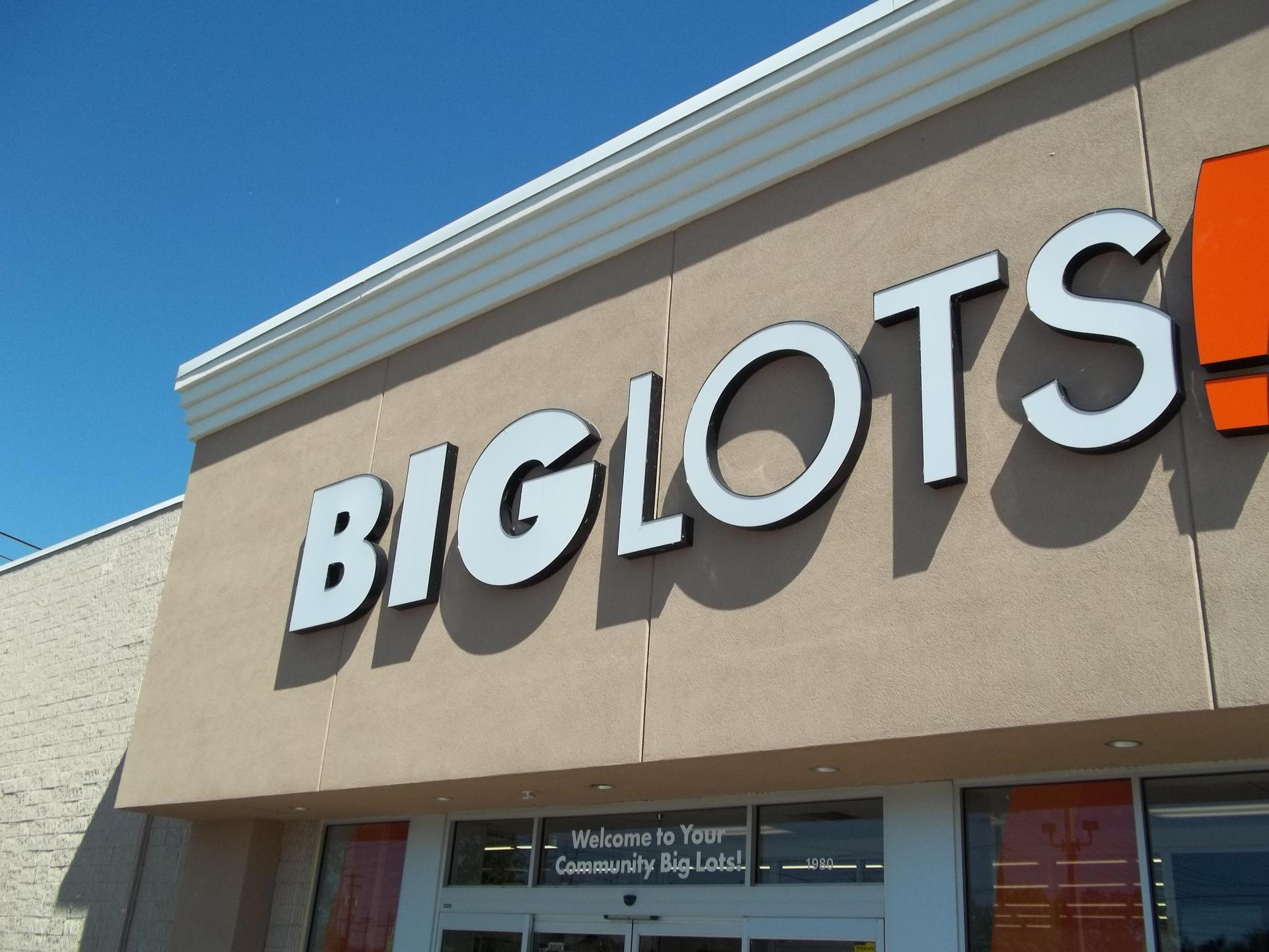 West Seneca, NY Big Lots Store #1520