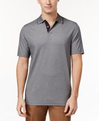 Image of Tasso Elba Men's Classic-Fit Supima® Blend Cotton Polo, Created for Macy's