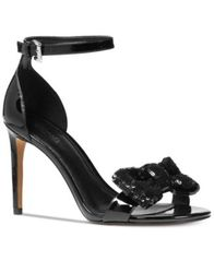 Image of MICHAEL Michael Kors Paris Open-Toe Dress Sandals