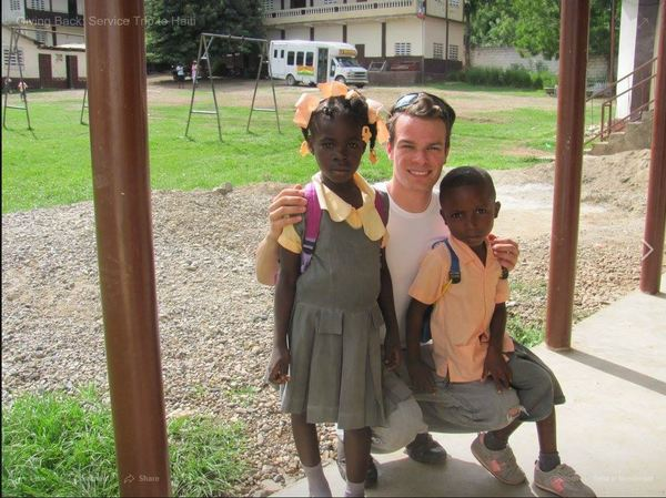 J. Devon Rutledge Agency - Giving Back: Service Trip to Haiti