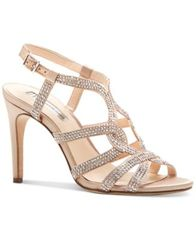 Image of INC International Concepts Women's Randii Evening Sandals, Created for Macy's