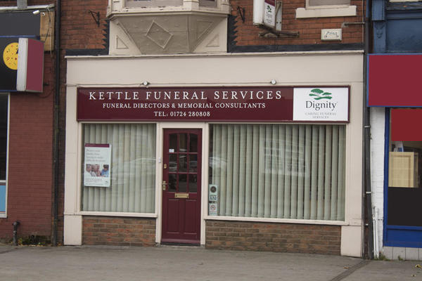 Kettle of Scunthorpe Funeral Directors in Scunthorpe